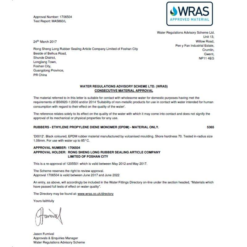 Certification & Inspection Report -1