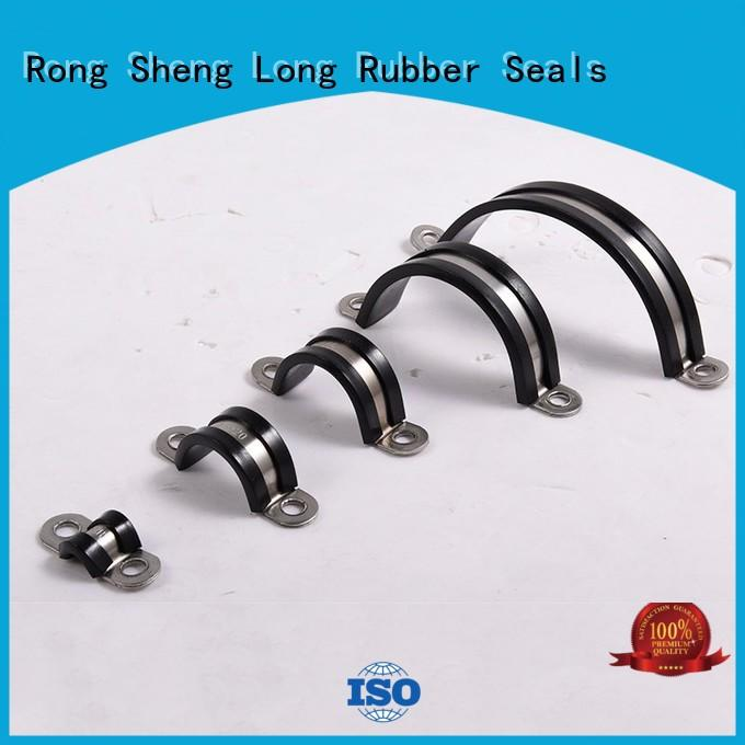 Rong Sheng Long Rubber Seals connector p clamp manufacturer for industry