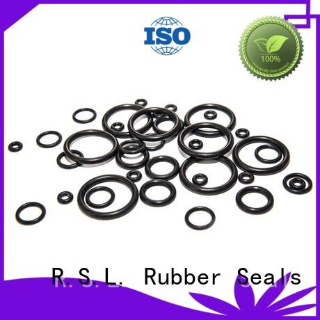 Rong Sheng Long Rubber Seals top quality o ring rubber gasket recyclable for household