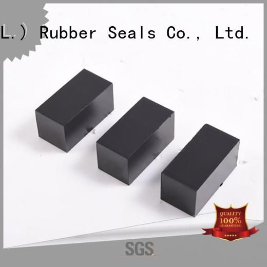 practical rubber vibration pads with good price for ball mill Rong Sheng Long Rubber Seals