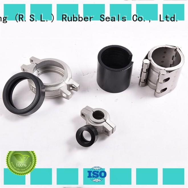 Rong Sheng Long Rubber Seals pipe hose clamp types manufacturer for household