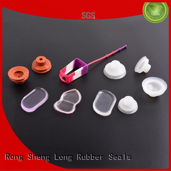 Rong Sheng Long Rubber Seals practical silicone parts manufacturing personalized for industry