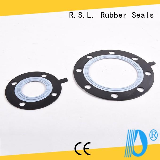 pipe sleeve envelopes for connection Rong Sheng Long Rubber Seals