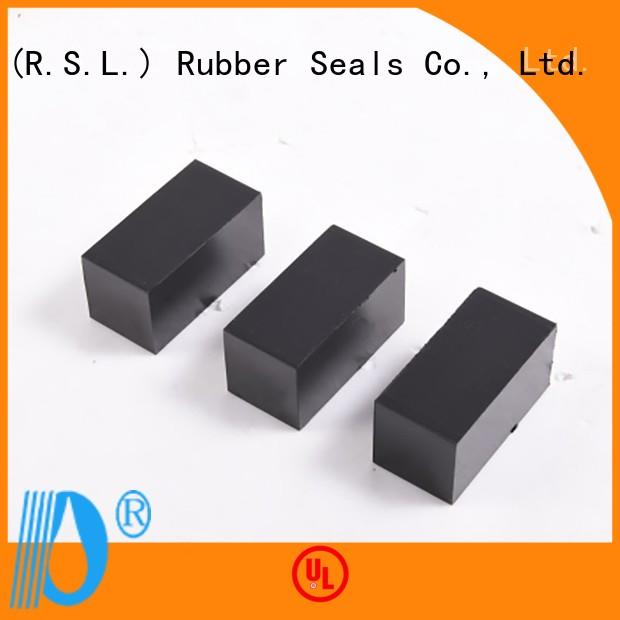 Rong Sheng Long Rubber Seals buffers anti vibration pads factory for printing machinery