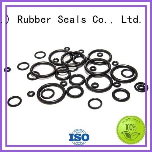 Rong Sheng Long Rubber Seals standard large O rings directly sale for industry