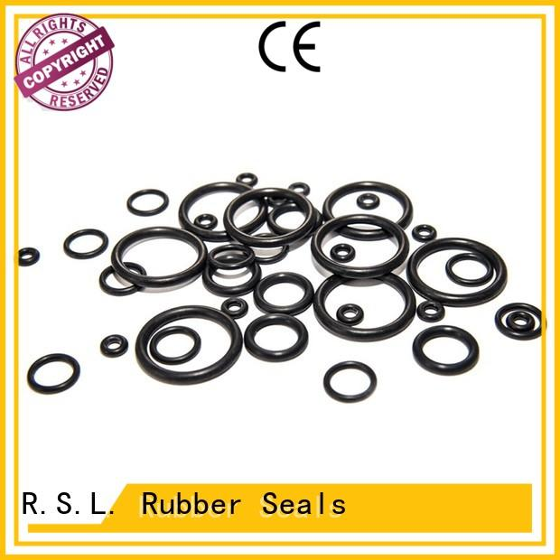 Rong Sheng Long Rubber Seals eco-friendly large O rings customized for industry