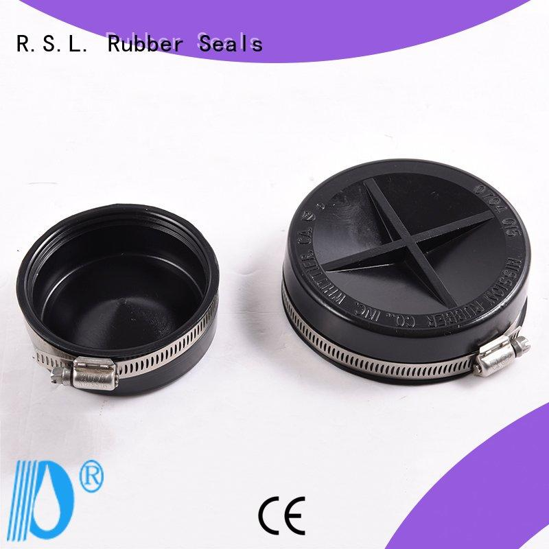quality rubber pipe seal fittings personalized for pipe connection
