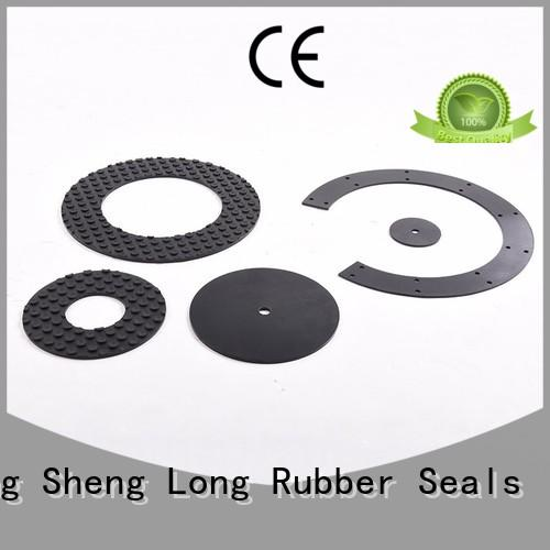shock Rubber cushion factory for ball mill