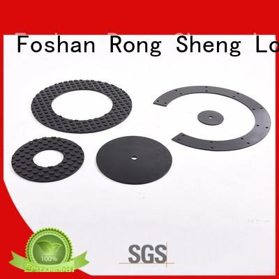 Rong Sheng Long Rubber Seals durable adhesive rubber feet pads factory for ball mill