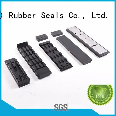 eco-friendly industrial chain rubber supplier for connection