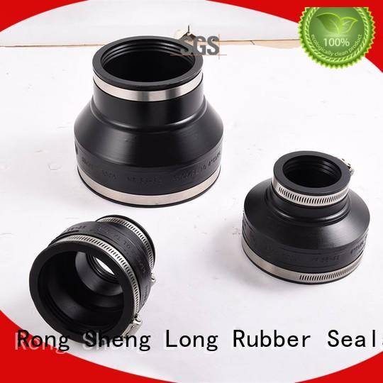 Rong Sheng Long Rubber Seals fittings pipe sleeve wholesale for adapter