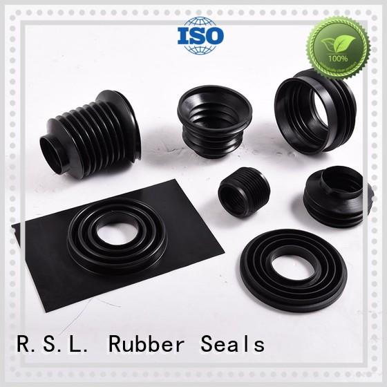 Rong Sheng Long Rubber Seals dust splash shield with good price for pipe connection
