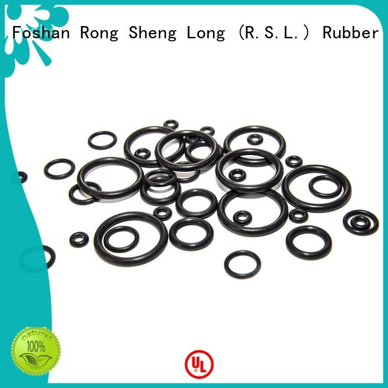 standard silicone o rings recyclable for household Rong Sheng Long Rubber Seals