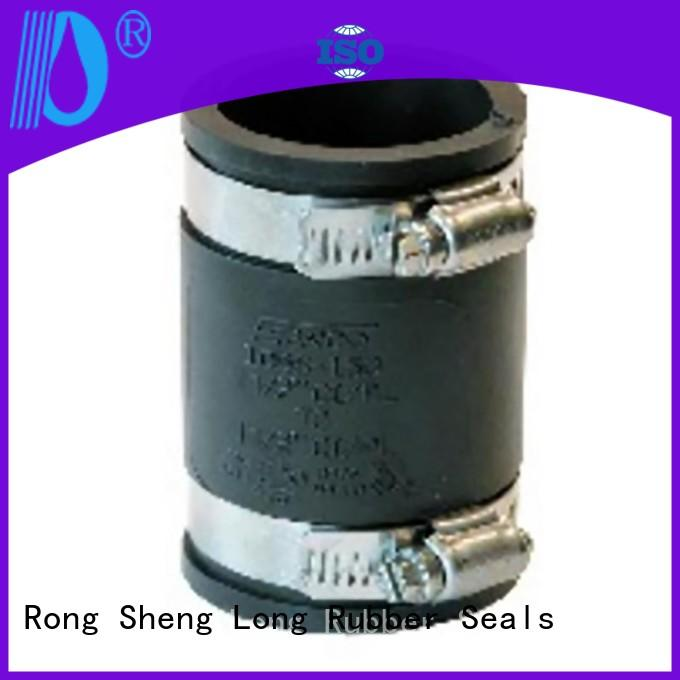 Rong Sheng Long Rubber Seals popular rubber seal pipe coupling for industry