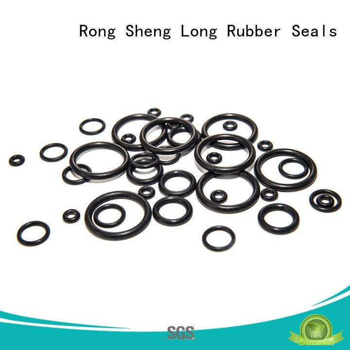 Rong Sheng Long Rubber Seals eco-friendly silicone o rings series for connection