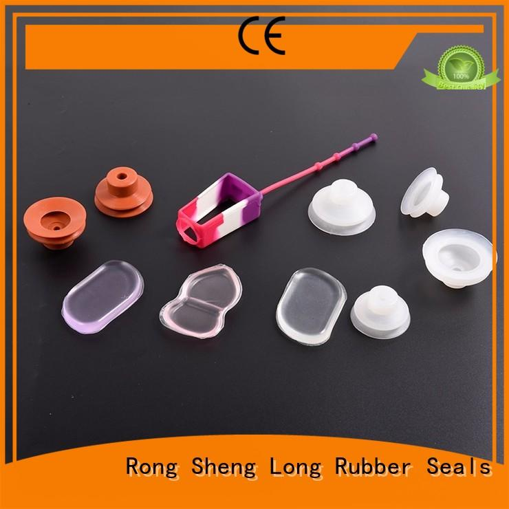 part Silicone rubber seals seals for adapter Rong Sheng Long Rubber Seals
