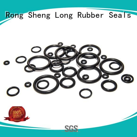 Rong Sheng Long Rubber Seals renewable viton O rings directly sale for industry
