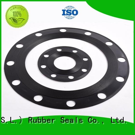 Rong Sheng Long Rubber Seals pipe manway gasket dimensions manufacturer for household