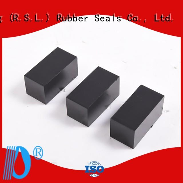 Rong Sheng Long Rubber Seals pad vibration isolation pads factory for printing machinery