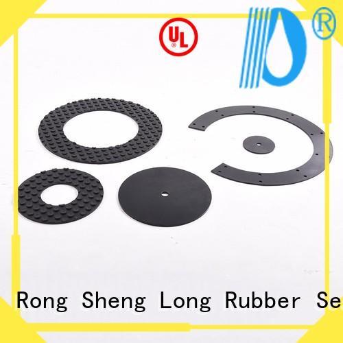 rubber anti vibration mat design for ball mill
