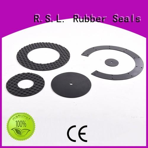 Rong Sheng Long Rubber Seals hot selling vibration isolation pads inquire now for ball mill