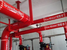 Fire pipeline engineering