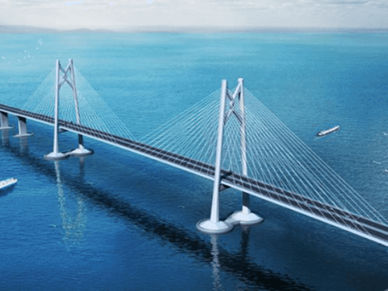 Hong Kong - Zhuhai - Macao Bridge