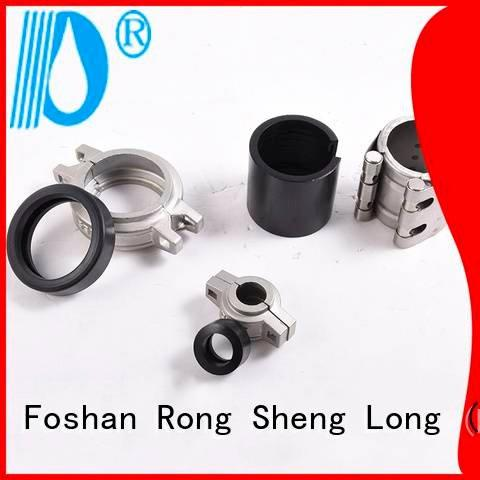 Quality tri clamp gaskets Rong Sheng Long Rubber Seals Brand pieces rubber clamp
