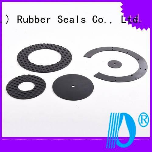 Rong Sheng Long Rubber Seals Brand shock buffers washing machine vibration pads pad rubber