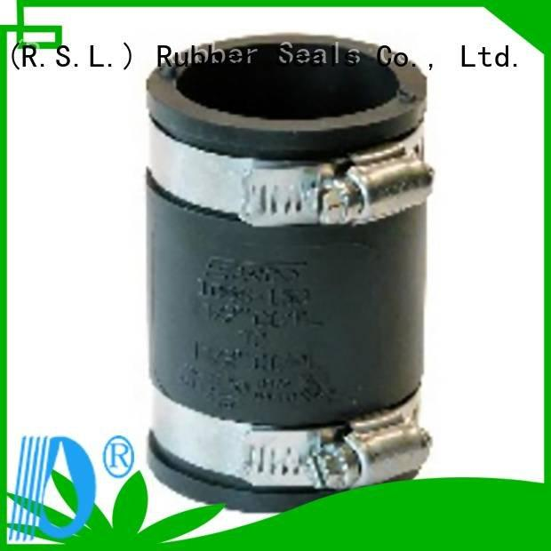 Quality sealing around pipes Rong Sheng Long Rubber Seals Brand conversion pipe sleeve