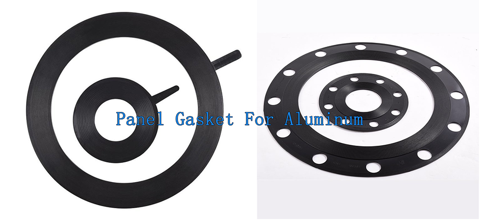 Rong Sheng Long Rubber Seals-Panel Gasket For Aluminum
